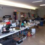 CCUMC Church - Huge Indoor Yard Sale w/ Bandals Sandals 2 for $5.00