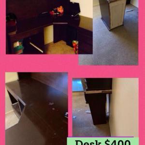 Photo of Custom wood desk