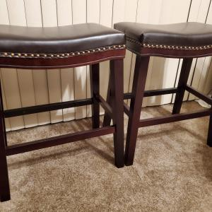 Photo of New Counter Stools