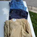 LL Bean ladies pants bundle