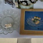 Vintage Indiana Glass tray