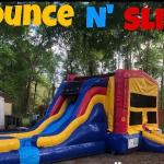 Water Slides, Slip n Slides, Bounce n Slide