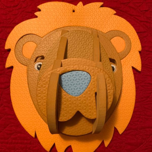 Photo of Lion 3D puzzle