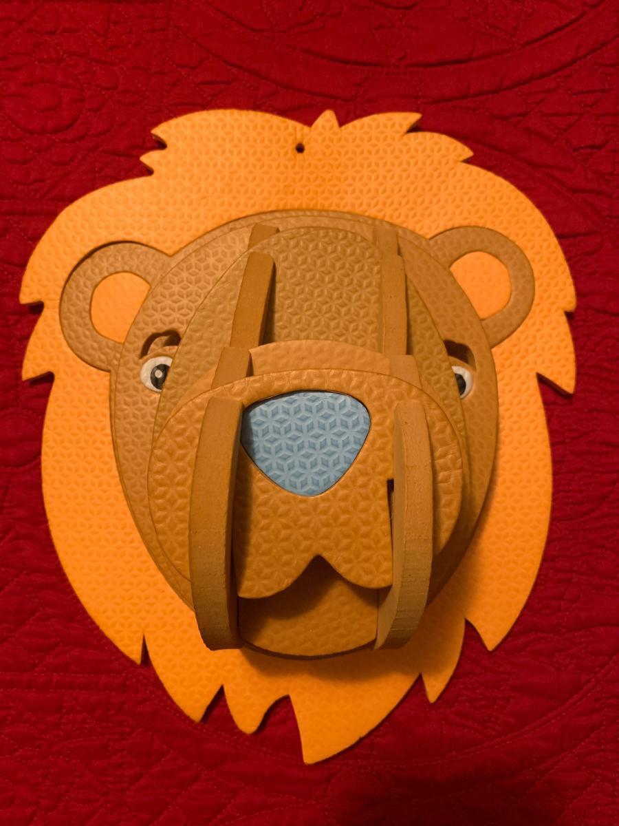 Photo 1 of Lion 3D puzzle