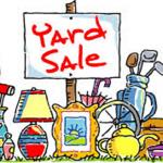 Moving & Yard Sale  July 12, 2020 (Sunday)