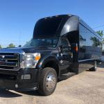2013 Ford F550 Shuttle Bus, Bus party bus