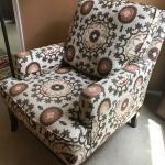 Chair, Ottoman