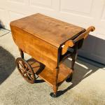 Tea Cart Vintage