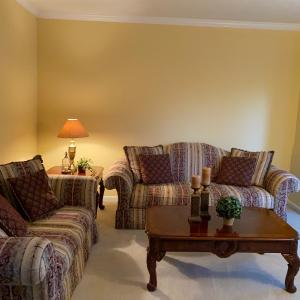 Photo of Sofa and loveseat -