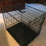 (SOLD) 24 Inch Dog Crate