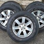 JEEP WRANGLER WHEELS & TIRES