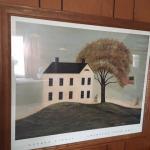 3 American Folk Art Pictures