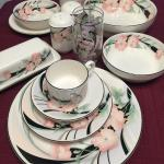 Sango Fine China Eight Place Settings
