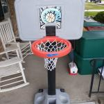 Fisher Price basketball goal
