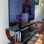 Like-New TV Stand