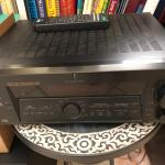 Receiver AM-FM Stereo Sony
