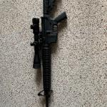 AR 16 conversion to 22 cal. Long rifle