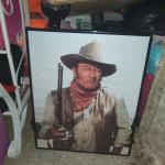 COLLECTIBLE PICTURE John Wayne