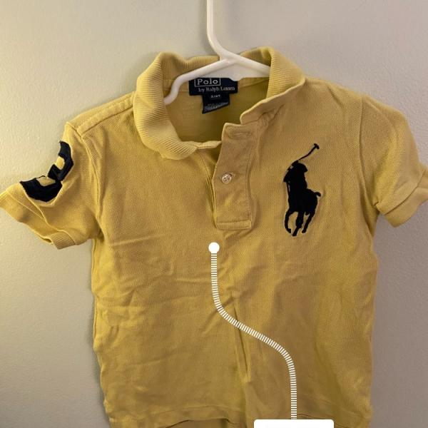 Photo of 4T polos shirts