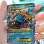 Holo 2014 Mega Blastoise ex  220HP 30/146