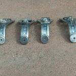 Quick n easy vintage roof brackets