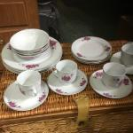 4 pc Tea Set