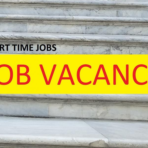 Photo of Part time job vacancy for freshers
