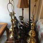 Floor Mirror-Desk-Lamps-Floor Lamps-End Table & Misc