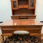 Executive desk/hutch desk