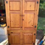 Armoire - Maple wood