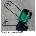 scotts accu green3000