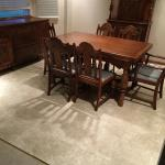 Vintage 9-Piece Dining Set