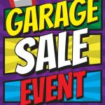 Garage sale event
