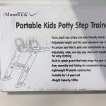 Portable Potty Step Trainer