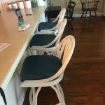 Breakfast barstools