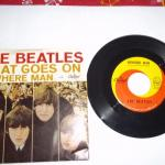 Beatles 45 record