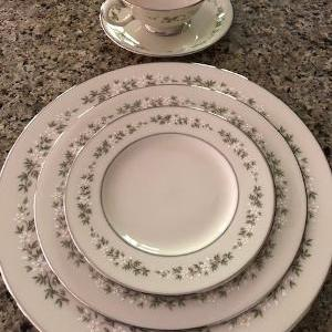 """Photo of Lenox """"Brookdale"""" China service for 12"""