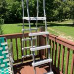"52"" pool ladder"