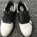 Used Men's Golf Shoes