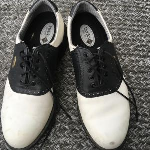 Photo of Used Men's Golf Shoes