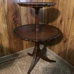 Antique Two Tier Table