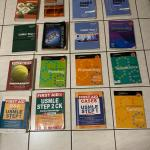 First Aid Books, Medical Books, Psychology Books, Records, Headboard,