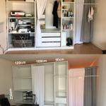 IKEA PAX wardrobe/cabinet( complete set of)