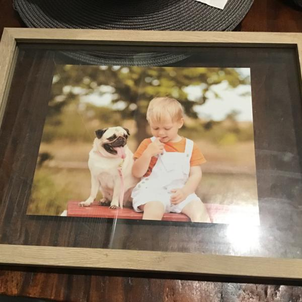 Photo of Floating picture frames