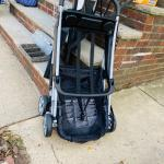 Baby Trend Universal Car Seat Stroller - Like New!