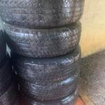 Jeep Wrangler Bridgestone Tires