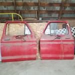Ford truck doors