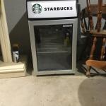 Starbucks Refrigerator