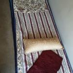 TWIN BEDDING W/OPTIONAL RUG