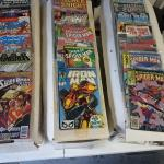 Lots of comic books!